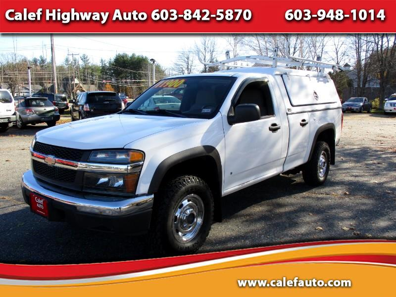 Chevrolet Colorado Work Truck 4WD 2008