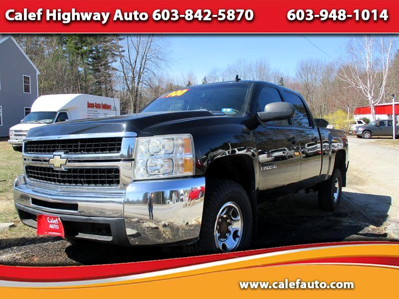 Chevrolet Silverado 2500HD LT Crew Cab Short Bed 4WD 2008