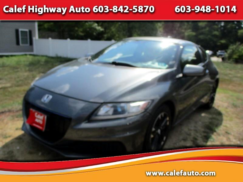 Honda CR-Z Base CVT 2015