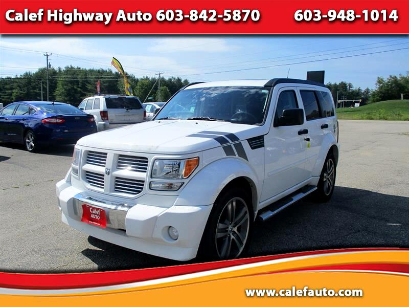 Dodge Nitro Shock 4WD 2011
