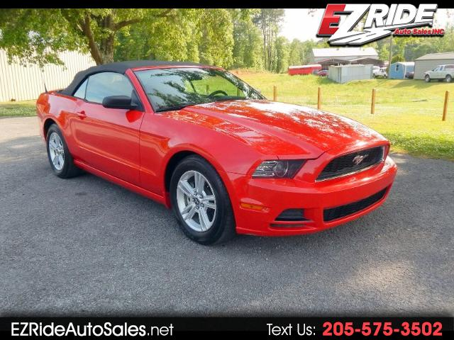 2014 Ford Mustang V6 Standard Coupe