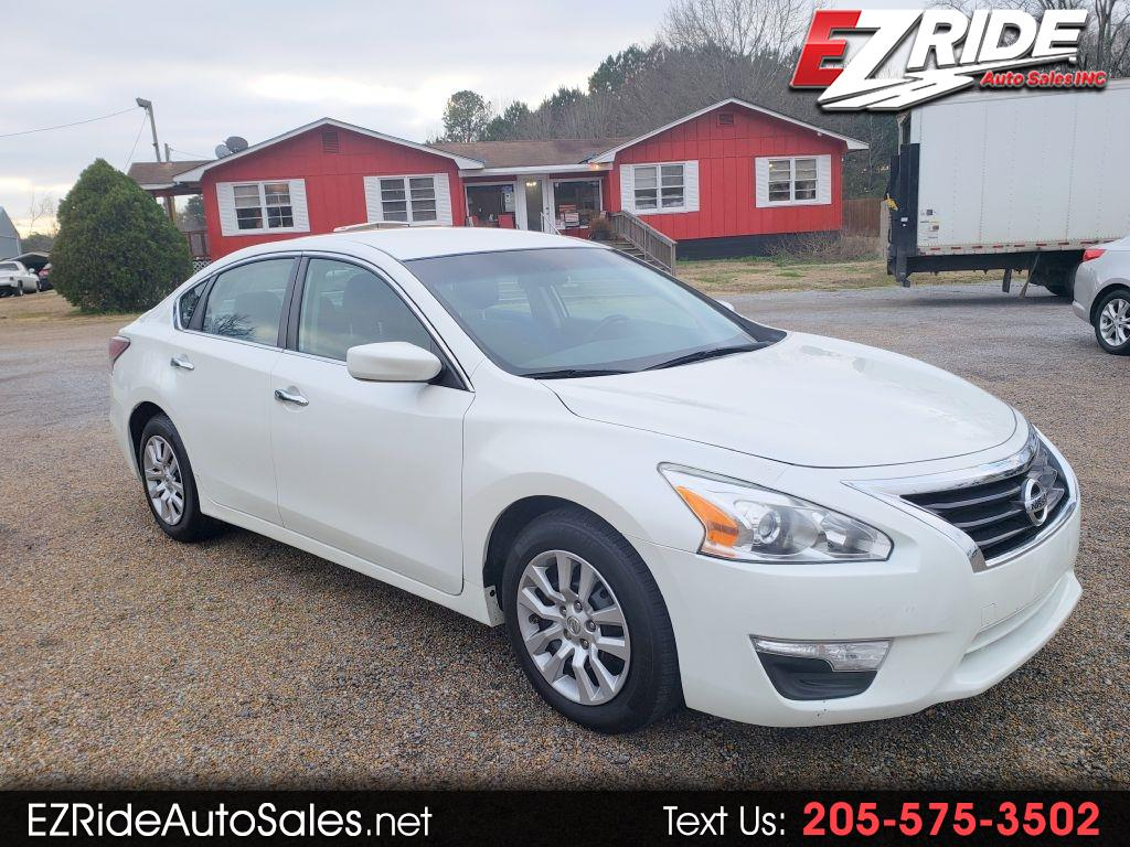 2015 Nissan Altima 2.5 S AWD Sedan