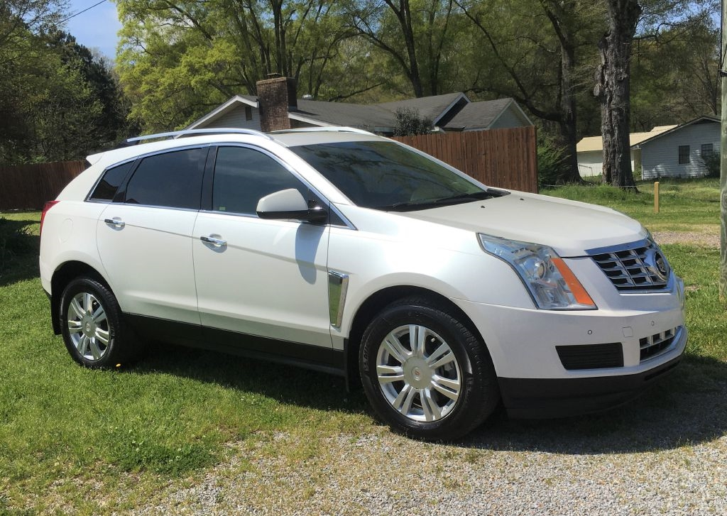 Cadillac SRX FWD 4dr Luxury Collection 2015