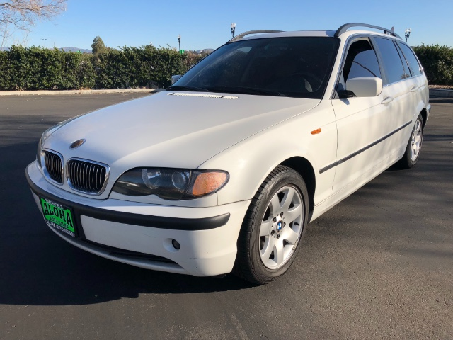 2004 BMW 3-Series Sport Wagon 325i