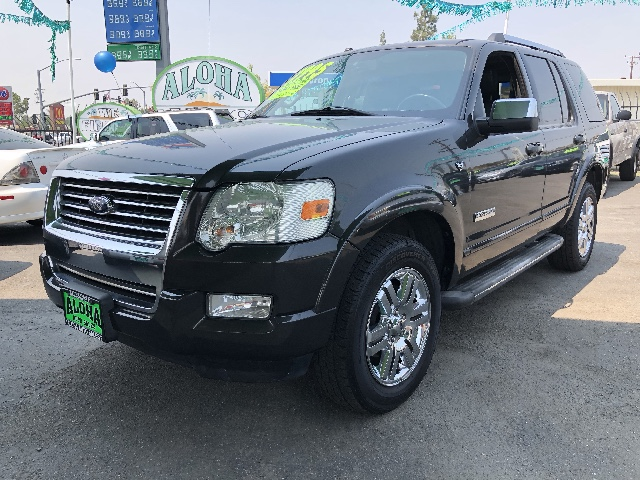 2007 Ford Explorer Limited 4.6L 2WD