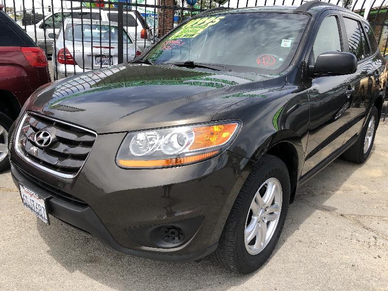 2011 Hyundai Santa Fe GL 2.4 FWD