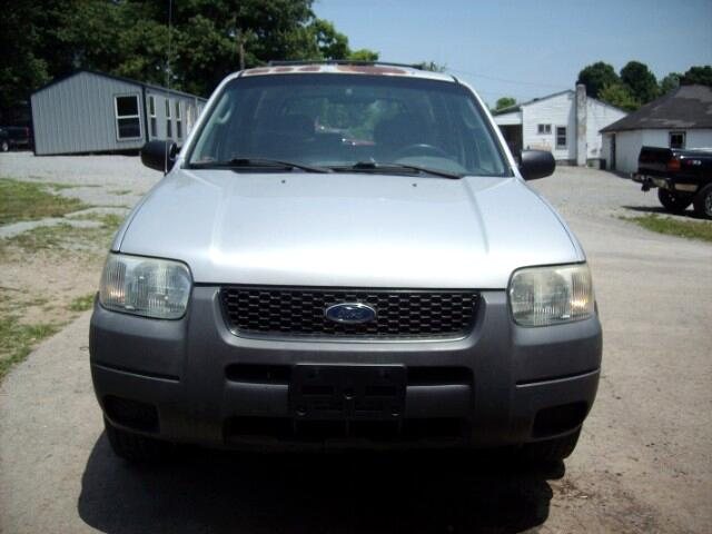 2003 Ford Escape XLS Popular 4WD