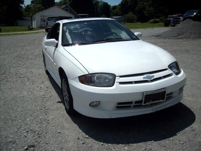 2003 Chevrolet Cavalier LS Sport Coupe