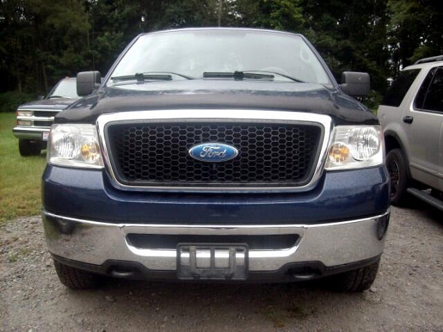 2008 Ford F-150 XLT 4WD