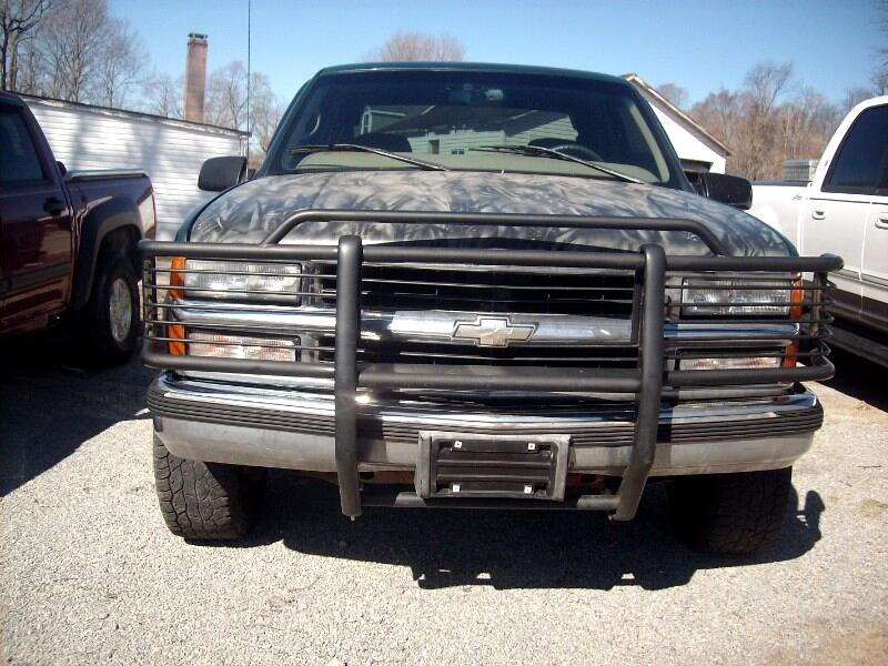 1997 Chevrolet C/K 1500 Ext. Cab 6.5-ft. Bed 4WD