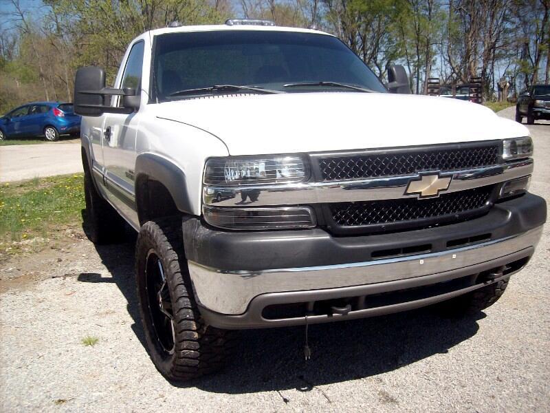 2002 Chevrolet Silverado 2500HD 4WD
