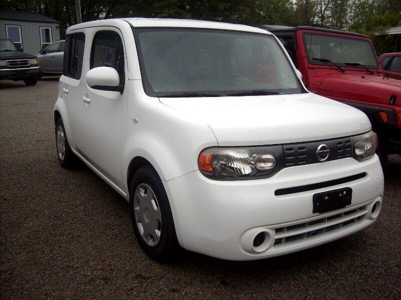 2011 Nissan Cube 1.8