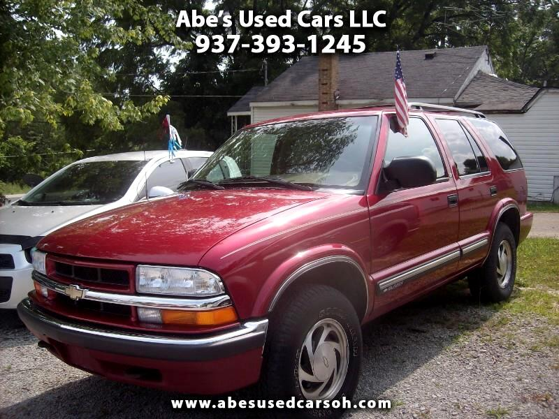 Used 2000 Chevrolet Blazer 4dr 4WD LT for Sale in Hillsboro