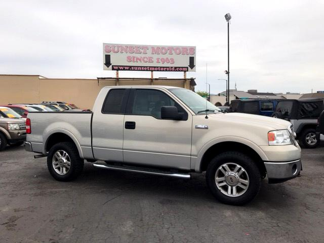 2006 Ford F-150 4WD SuperCab 133