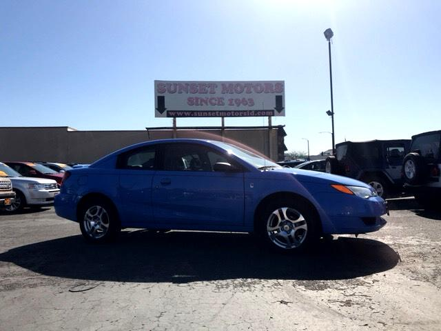 2005 Saturn ION Quad Coupe 2