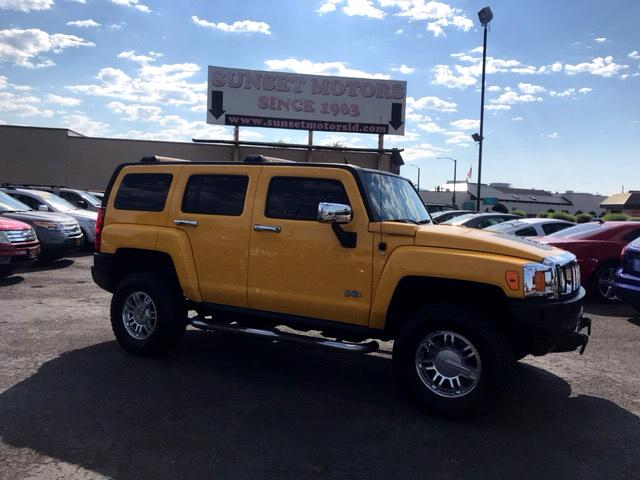 2007 HUMMER H3 SUV 4WD 4dr Adventure