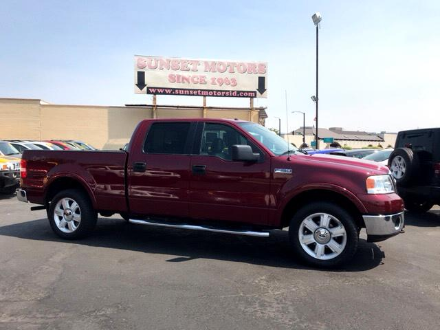 2006 Ford F-150 4WD SuperCrew 150