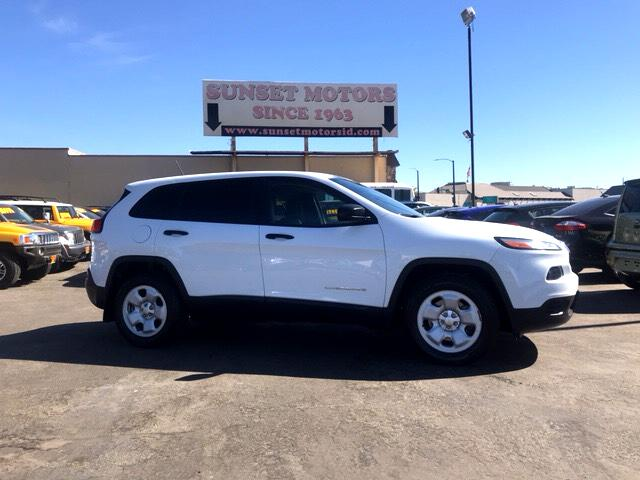 2014 Jeep Cherokee 4dr Sport 4WD