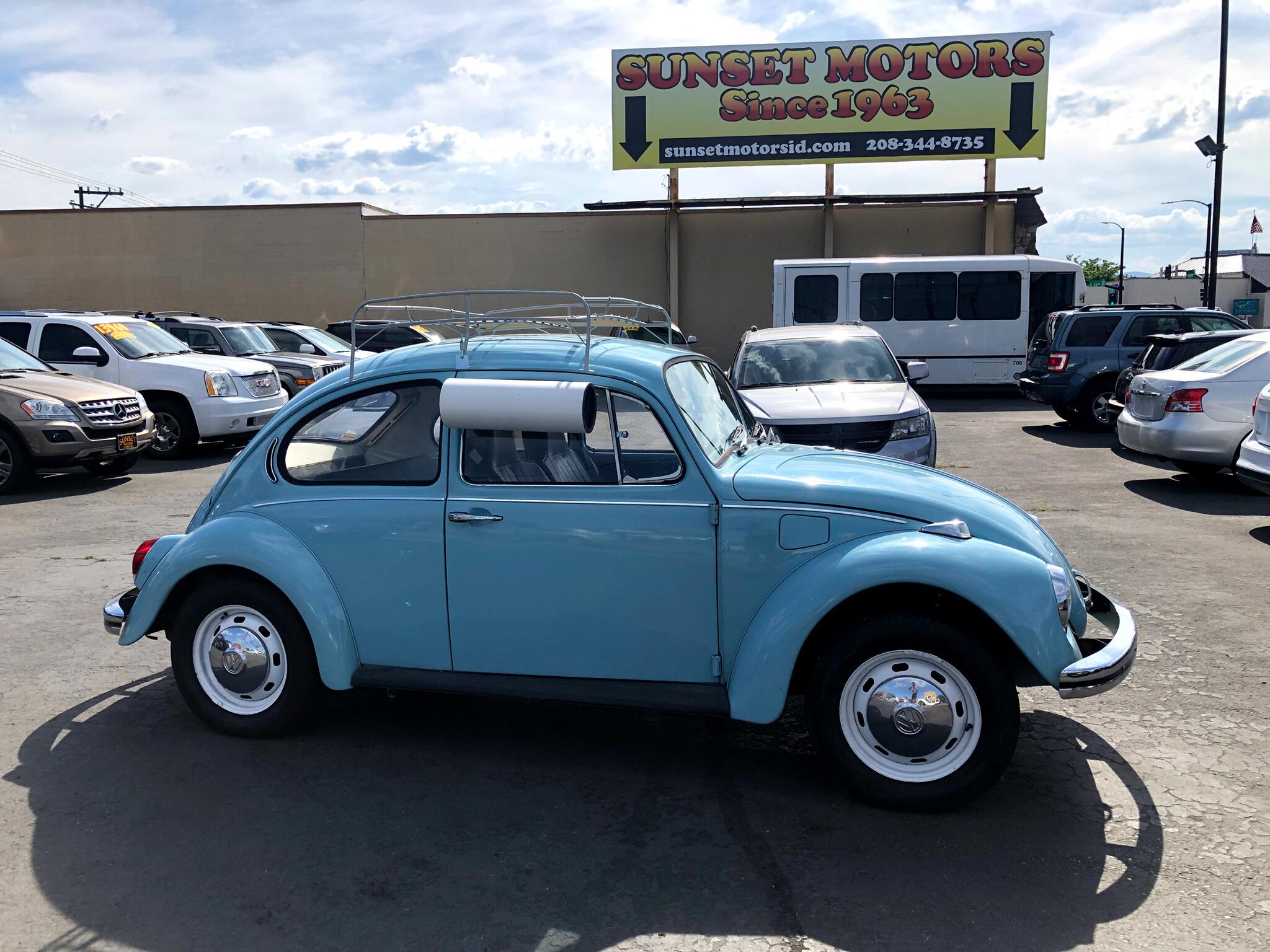1971 Volkswagen Beetle Base