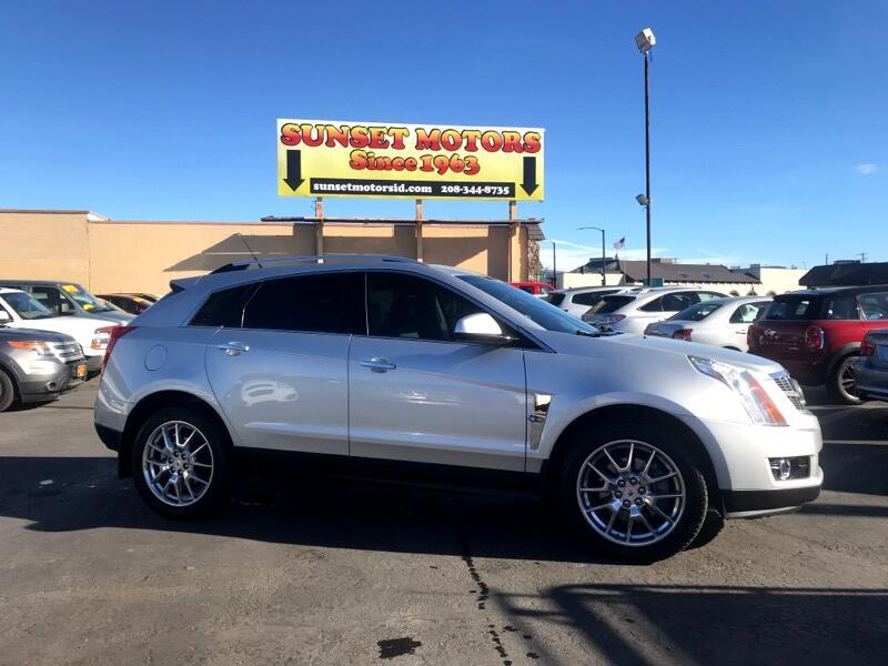 2010 Cadillac SRX Premium Collection FWD