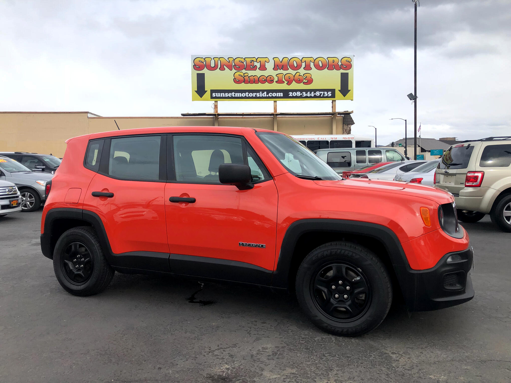 2016 Jeep Renegade Sport FWD