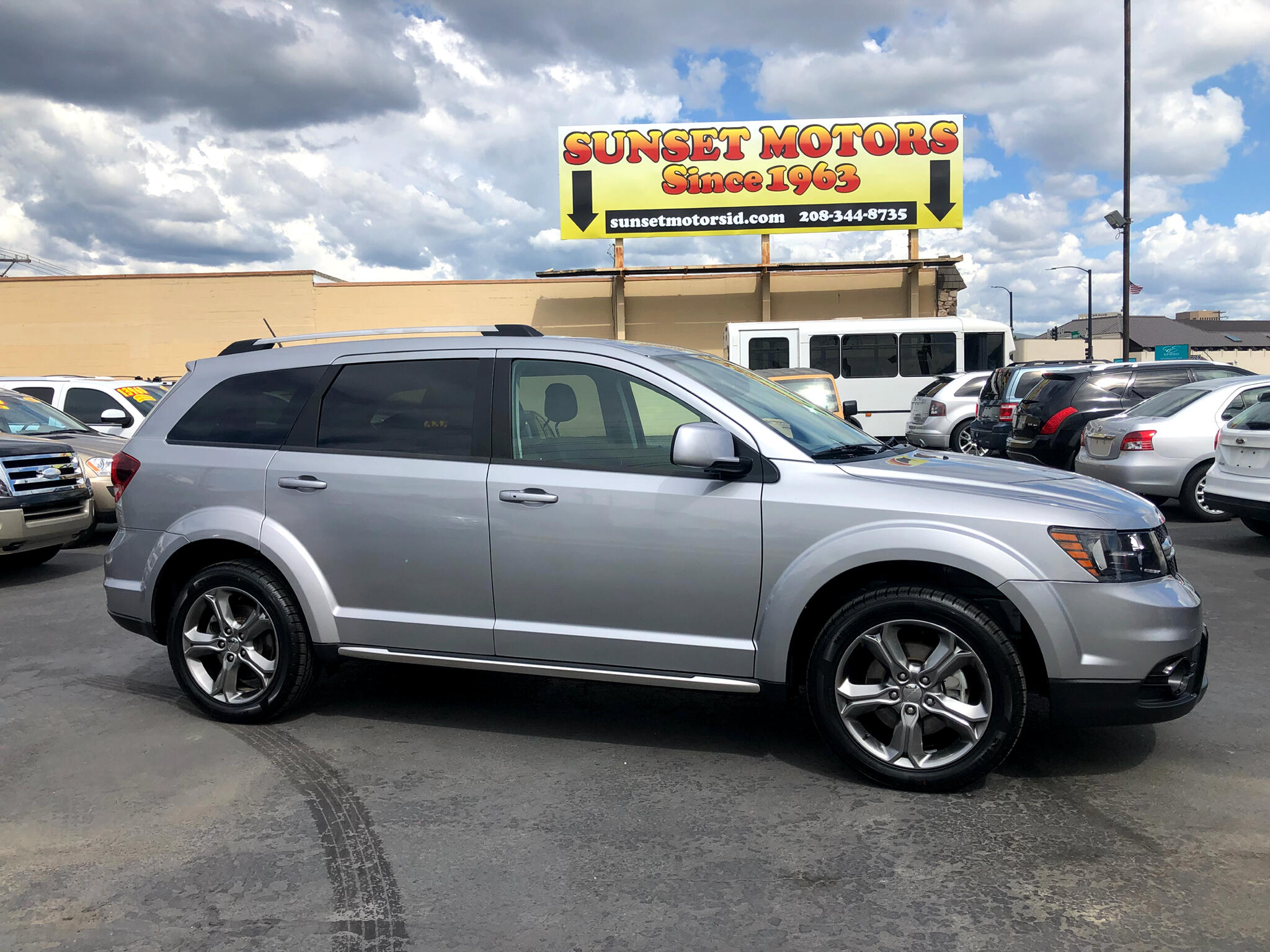 2017 Dodge Journey Crossroad Plus AWD