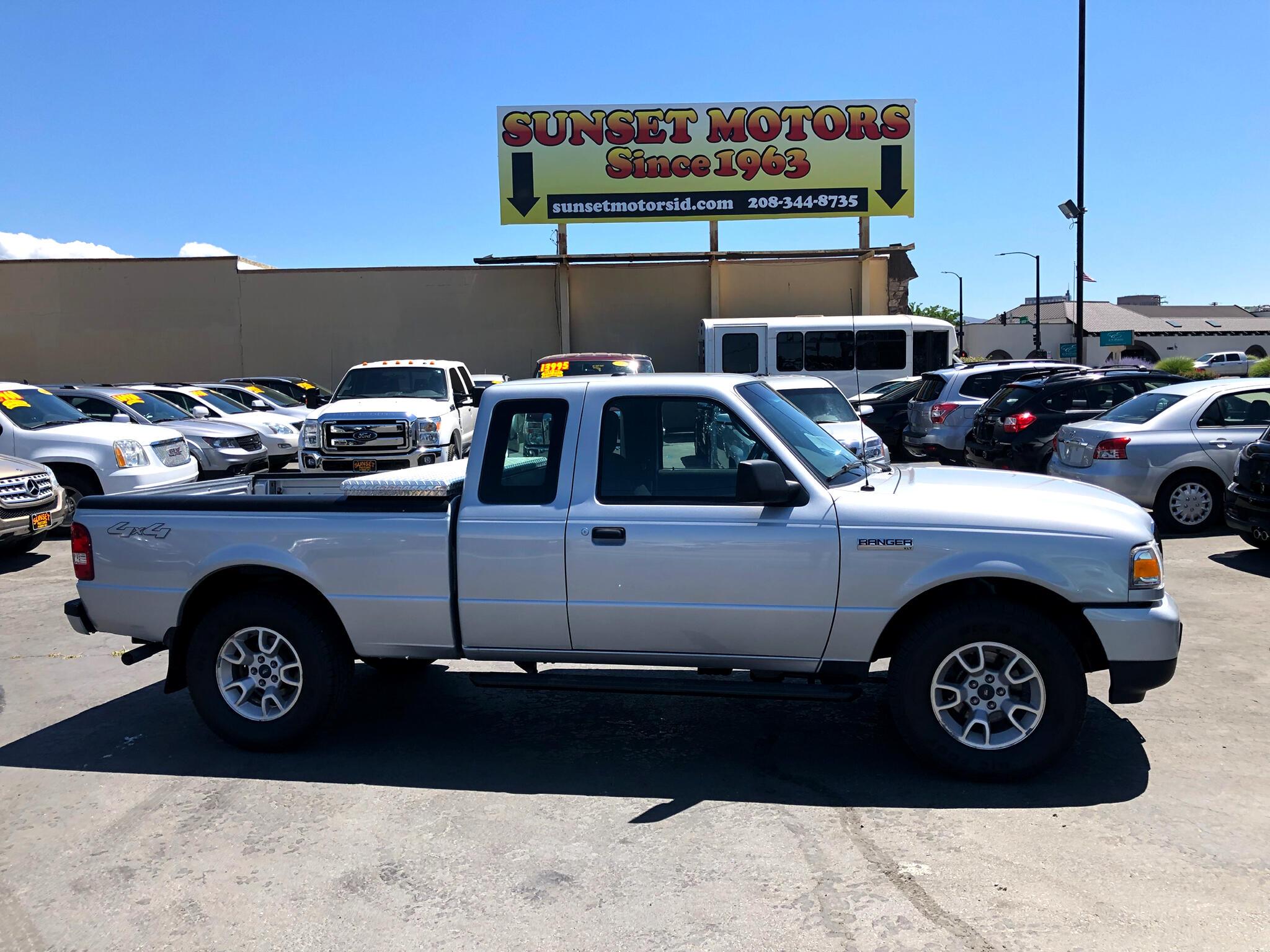 2011 Ford Ranger 4dr Supercab 126