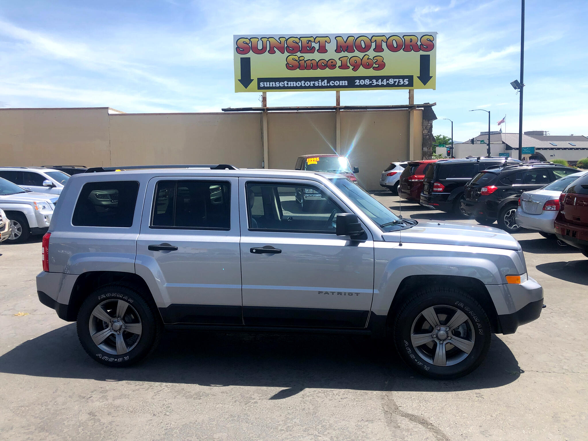 2016 Jeep Patriot 4WD 4dr Sport SE