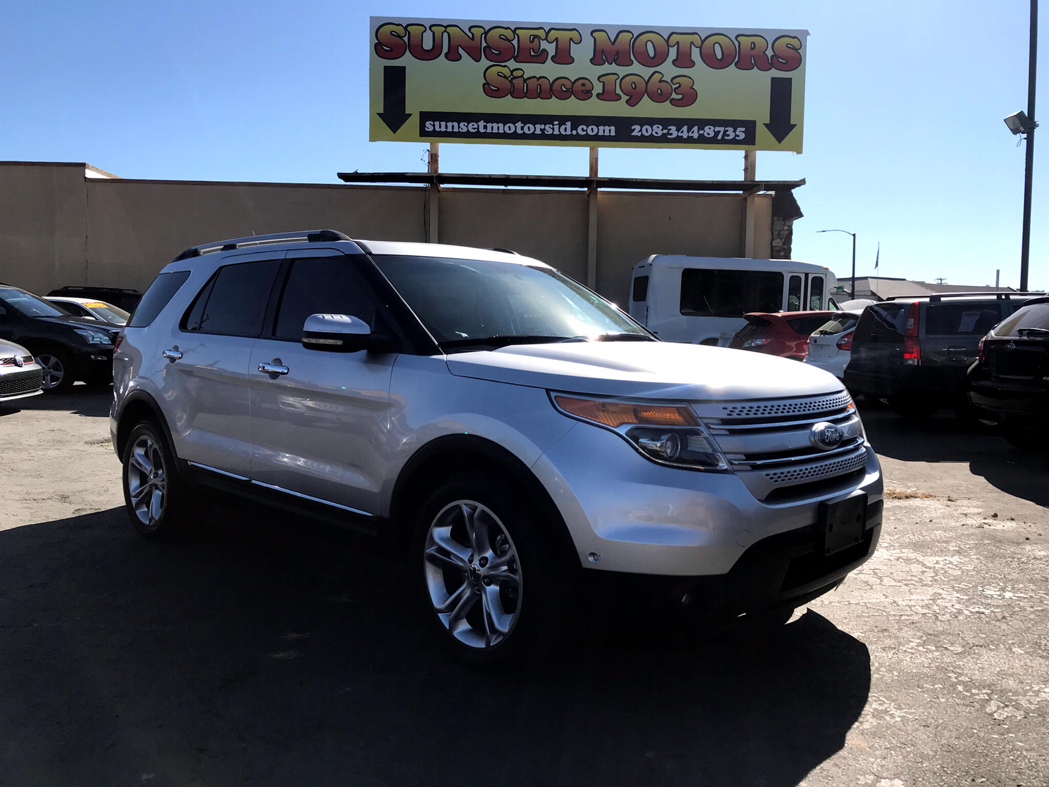 2011 Ford Explorer 4dr 112