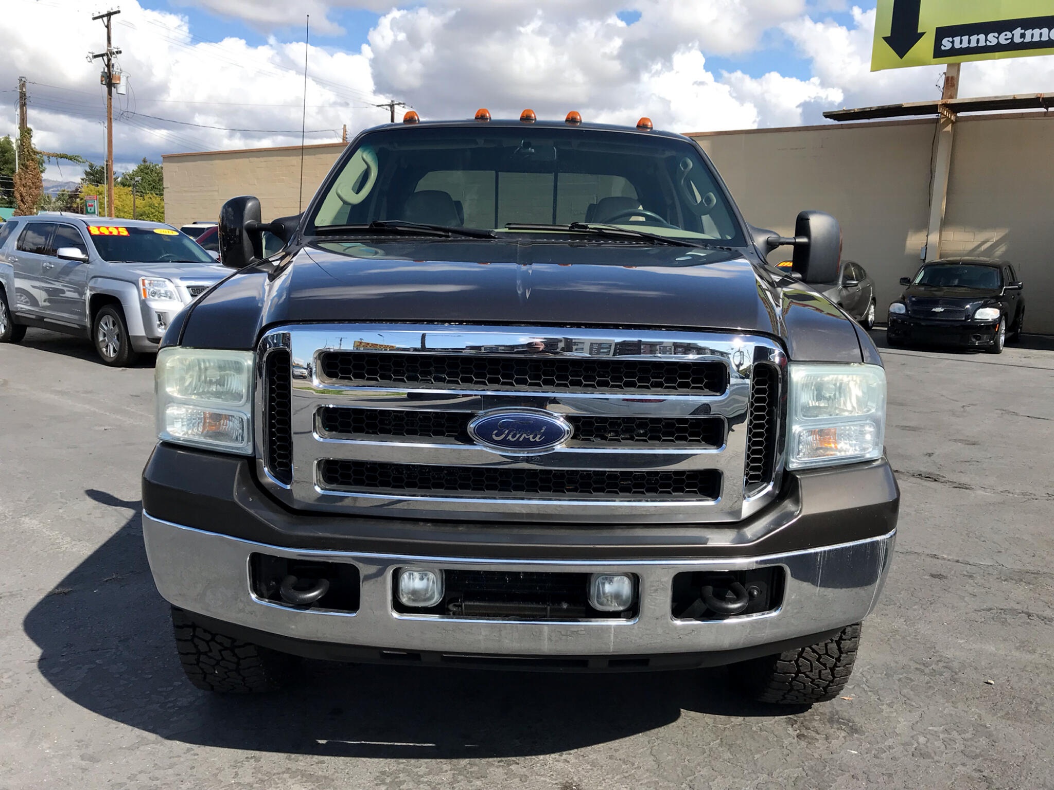 2006 Ford Super Duty F-350 SRW 4WD Crew Cab 156