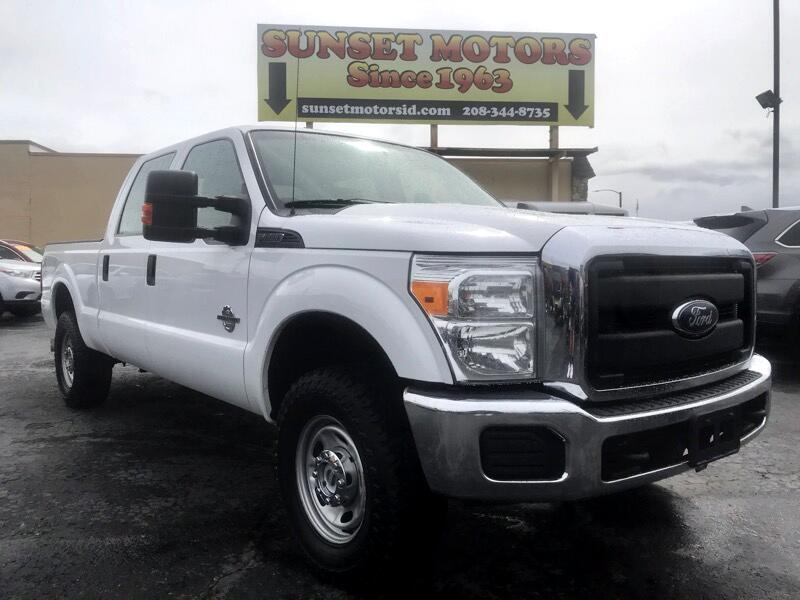 "Ford Super Duty F-250 SRW 4WD Crew Cab 156"" XL 2015"