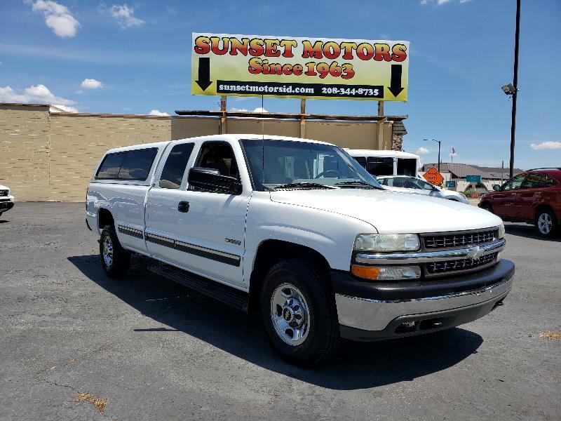 "Chevrolet Silverado 2500 HD Ext Cab 157.5"" WB C6P LS 1999"