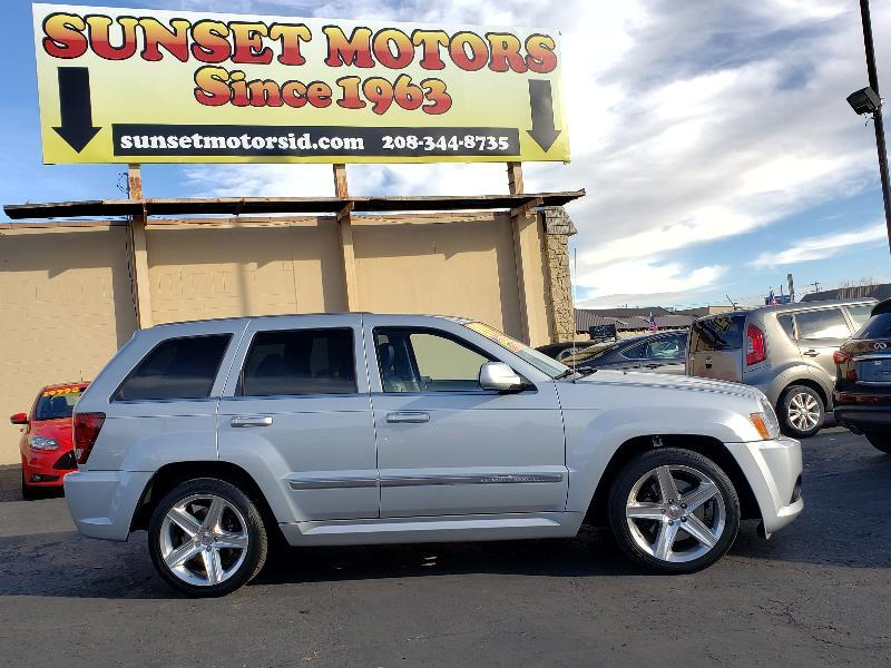 Jeep Grand Cherokee 4dr SRT-8 4WD 2006