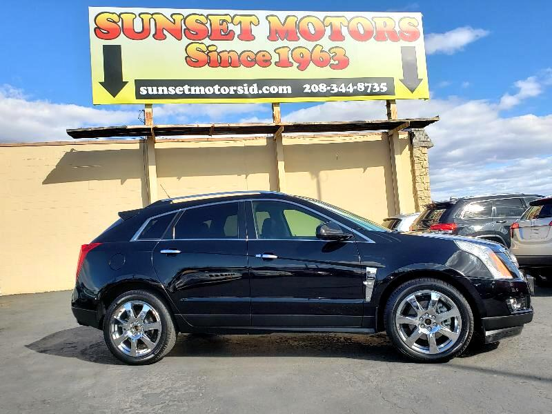 Cadillac SRX AWD 4dr Turbo Premium Collection 2010
