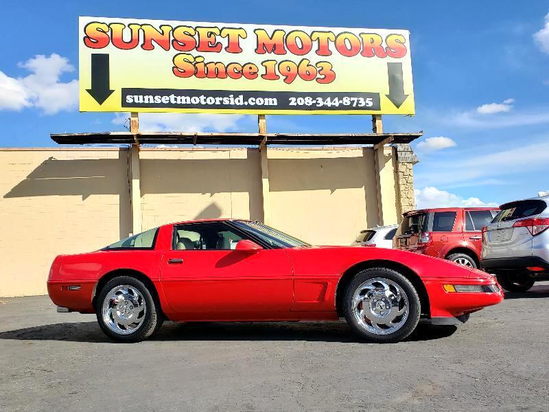 Chevrolet Corvette 2dr Coupe 1995
