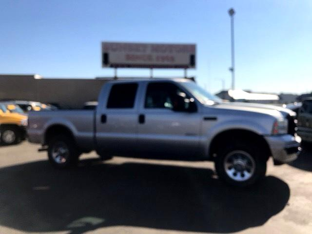 2006 Ford F-250 SD Lariat SuperCab Short Bed 4WD