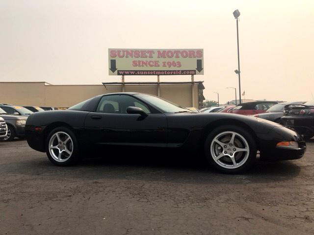 2002 Chevrolet Corvette 1LT Coupe Automatic