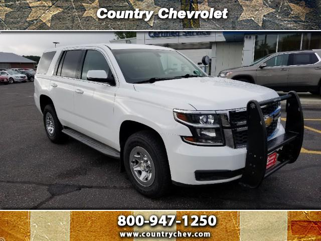 2015 Chevrolet Tahoe 4WD Special Service Vehicle