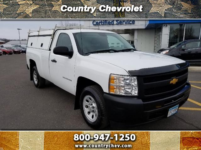 2011 Chevrolet Silverado 1500 Regular Cab 2WD Work Truck