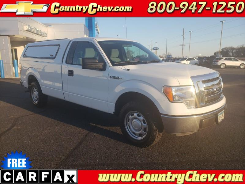 2012 Ford F-150 Regular Cab 2WD