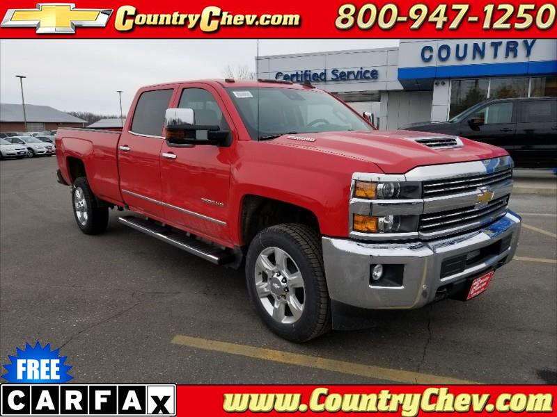 2019 Chevrolet Silverado 2500HD LTZ Crew Cab Long Box 4WD
