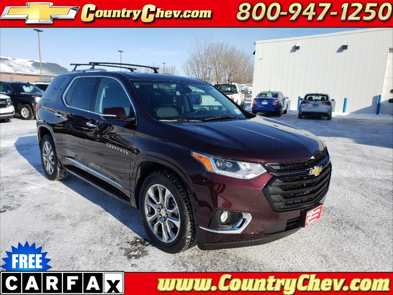 2018 Chevrolet Traverse Premier AWD
