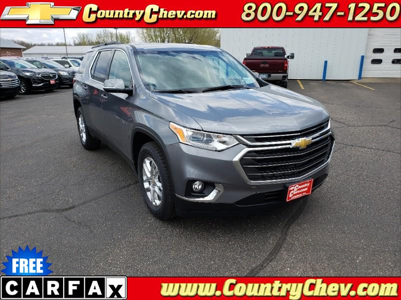 2019 Chevrolet Traverse AWD 4dr LT Leather w/3LT