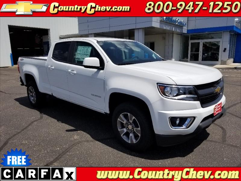 2019 Chevrolet Colorado Z71 Crew Cab 4WD Long Box