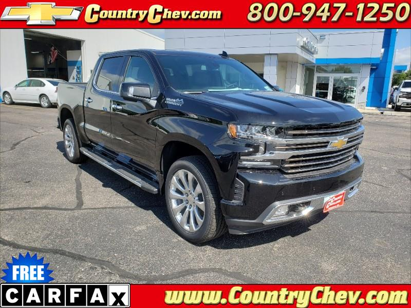 Chevrolet Silverado 1500 High Country Crew Cab 4WD 2019