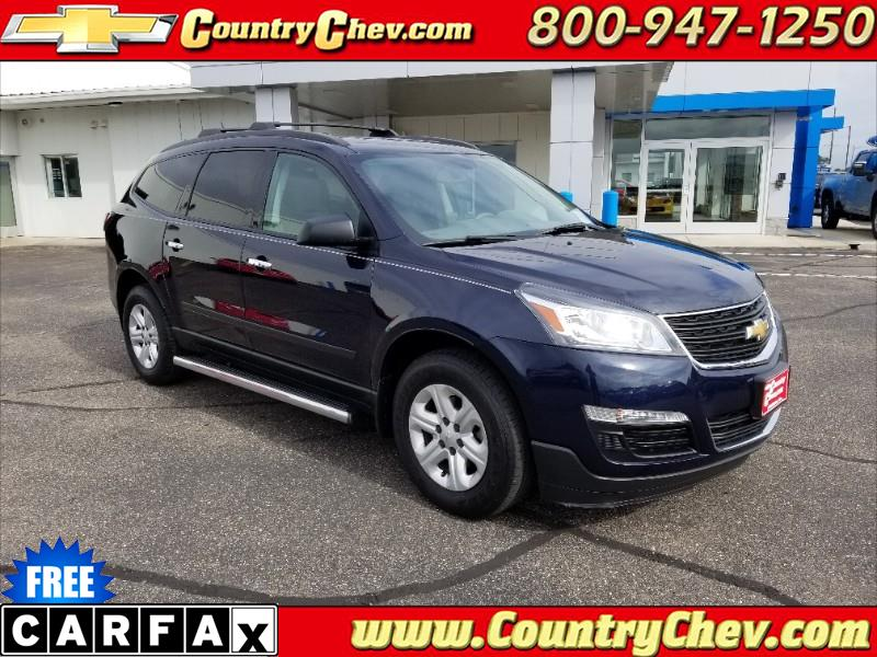 Chevrolet Traverse AWD 4dr LS 2016