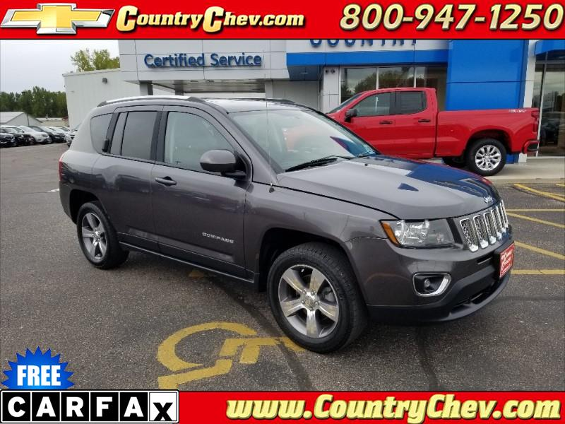 Jeep Compass 4WD 4dr High Altitude Edition 2016