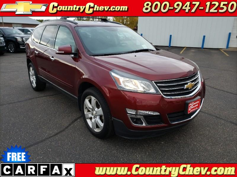 Chevrolet Traverse 1LT AWD 2017