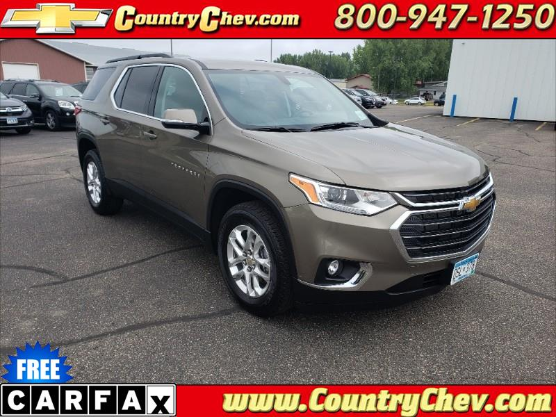 Chevrolet Traverse LT Cloth AWD 2020
