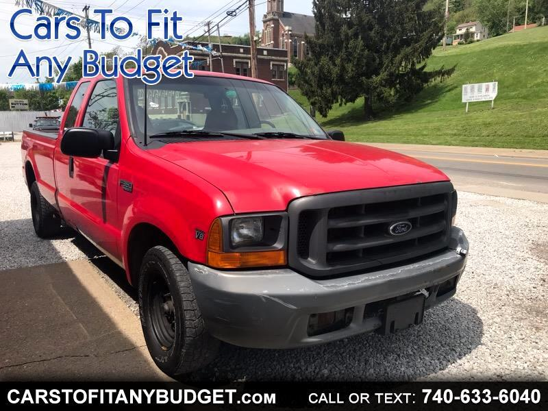 1999 Ford F-350 SD XL SuperCab SWB 2WD